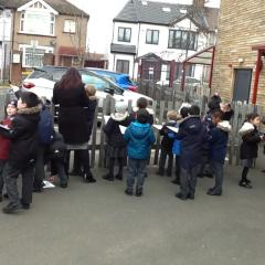 Collecting data Yr 2